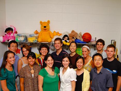 Summer 2008 team photo